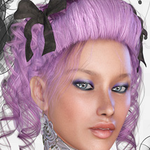ShoXoloR for Aurillac Hair image 1