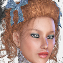 ShoXoloR for Aurillac Hair image 2
