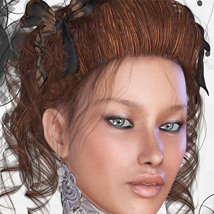 ShoXoloR for Aurillac Hair image 3