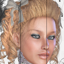 ShoXoloR for Aurillac Hair image 7