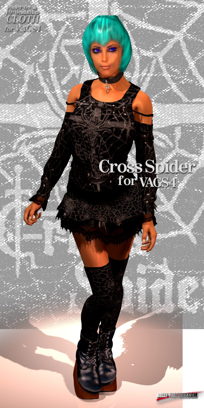 V4 Cross Spider