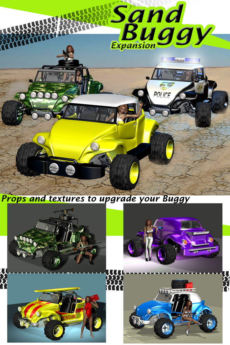 Sand Buggy Expansion