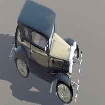 1930 Ford Prototype image 2