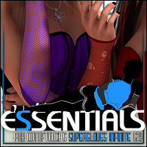 Essentials for SuperGloves Infinite 3D Figure Essentials ShanasSoulmate