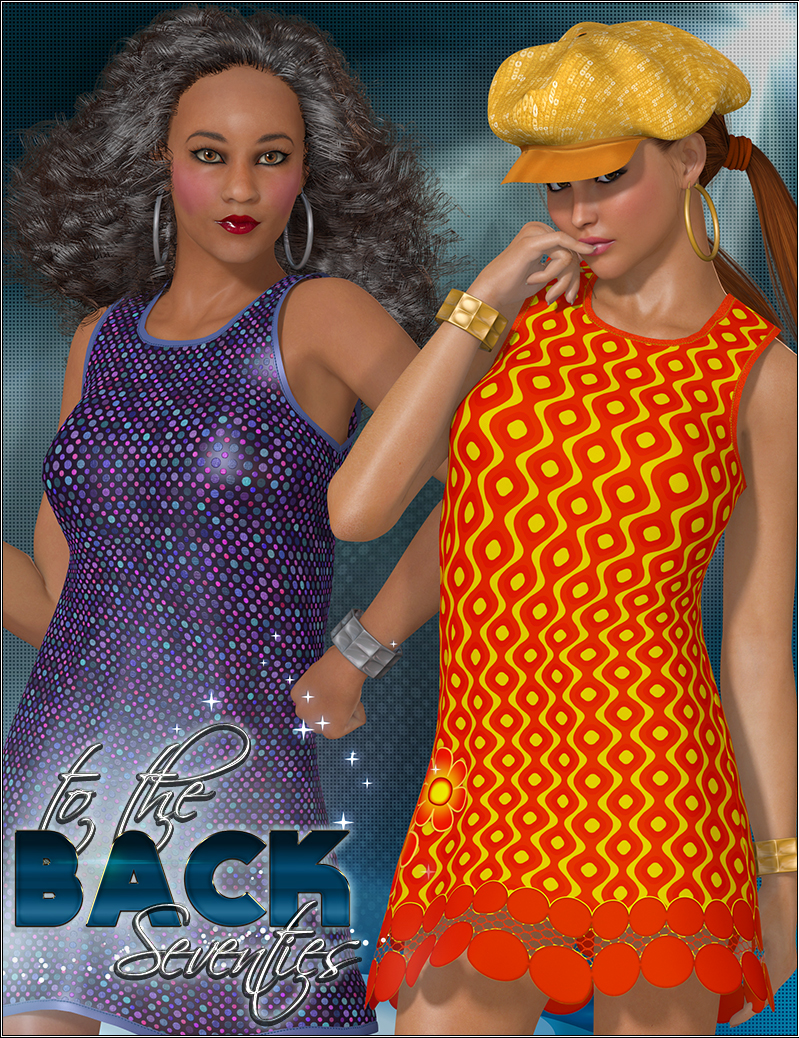 Back to the Seventies by Atenais