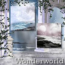 Wonderworld Backgrounds 2D _Breeze