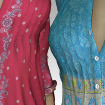 MORE Textures & Styles for Romantic Long Shirt image 4