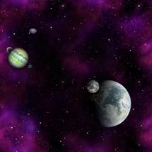 Planets, Stars and Nebulas - Space Backgrounds image 3