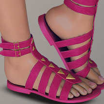 Summer Shoes Pack image 6