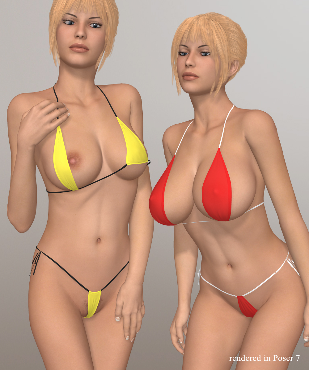 Pictures Of Small French Bikinis