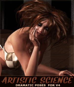 Artistic Science 3D Figure Essentials posetime