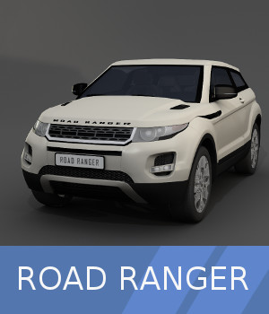 Road Ranger 3D Models TruForm
