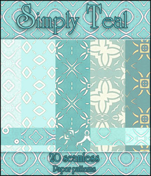 Simply Teal 2D Merchant Resources antje
