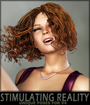 Stimulating Reality 3D Figure Essentials posetime