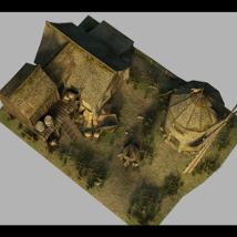 Medieval Windmill - Extended License image 5