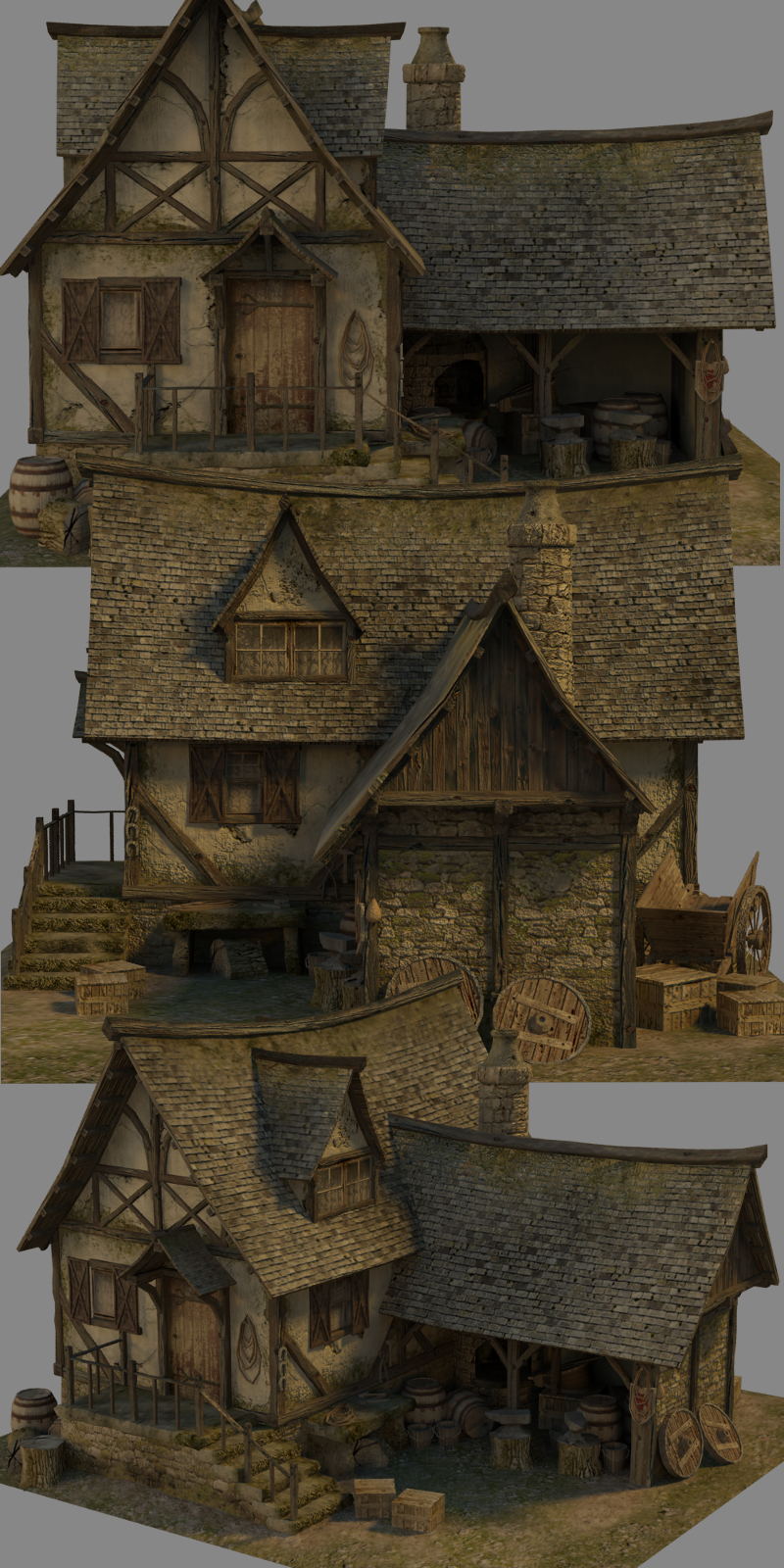 Medieval Forge 2 - Extended License