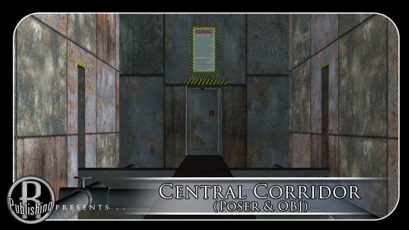 Central Corridor - Extended License by RPublishing