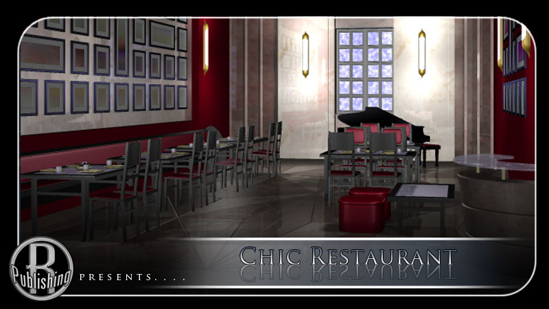 Chic Restaurant - Extended License