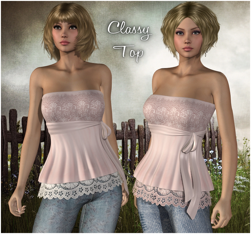 Classy Top - Extended License