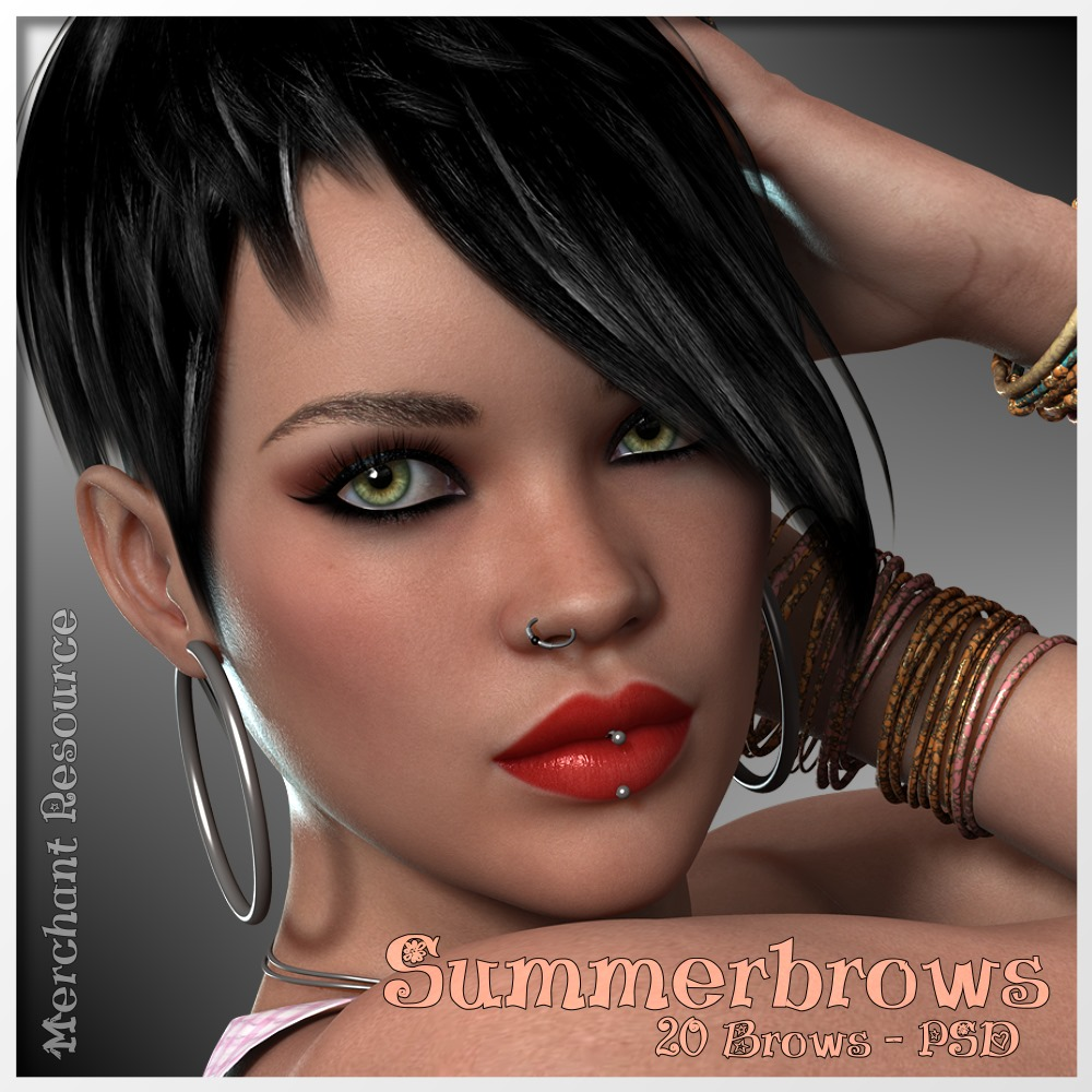 AM: SUMMERBROWS - MR -
