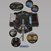 Sci Fi Fighter Bay image 2