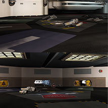 Sci Fi Fighter Bay image 3