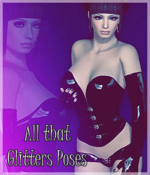 All That Glitters Poses V4 3D Figure Essentials SynfulMindz