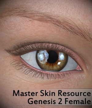 Master Skin Resource 1 - Genesis 2 Female 2D Graphics Merchant Resources 3Dream