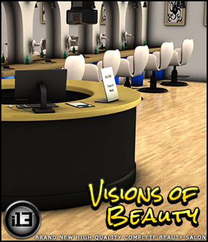 i13 Visions of Beauty 3D Models ironman13