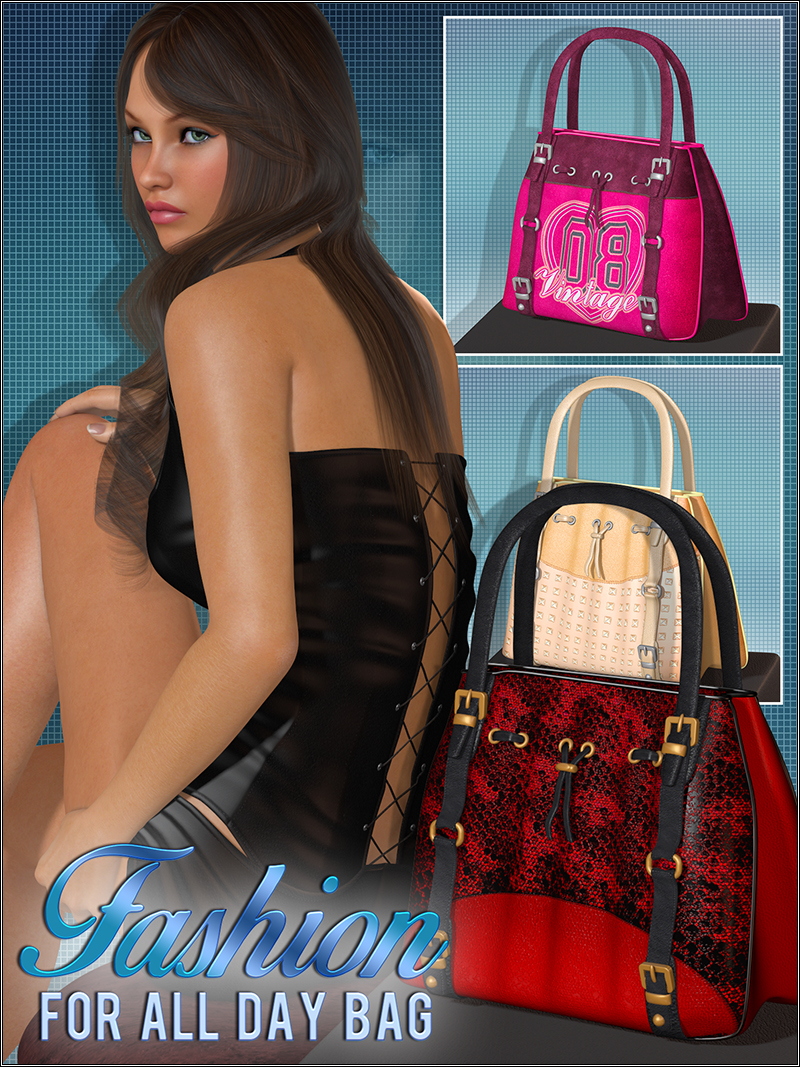 Fashion for All Day Bag