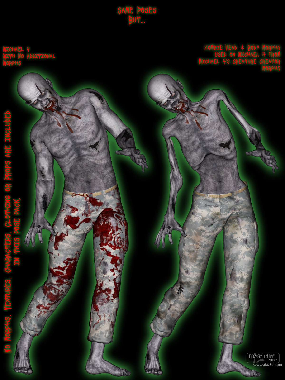 Zombie Moves For M4byfictionalbookshelf()
