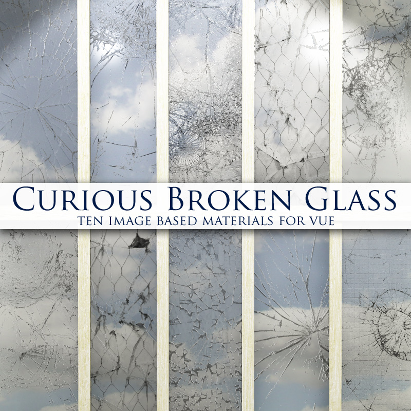 Curious Broken Glass for Vue