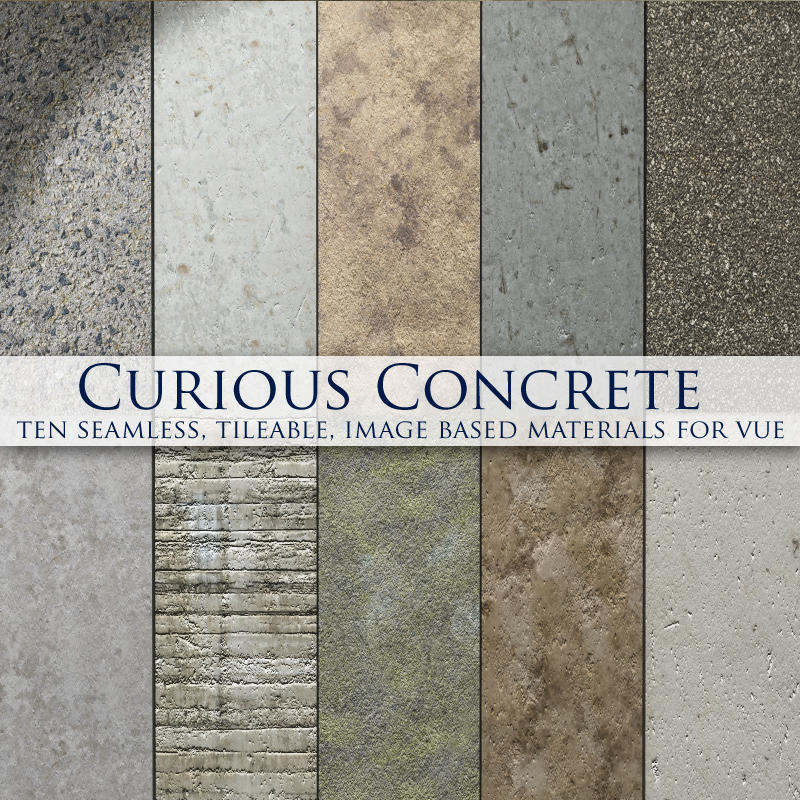 Curious Concrete for Vue