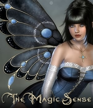 MagicSense-Wings 3D Figure Essentials fabiana