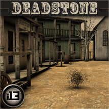 i13 DEADSTONE - Extended License Gaming 3D Models Fugazi1968