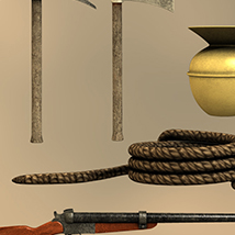 i13 Deadstone Props - Extended License image 2