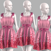 Ribbon Bow Dress image 6