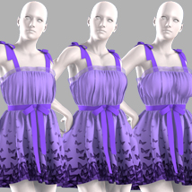 Ribbon Bow Dress image 7