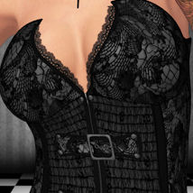 Sinful for Sinister Corset image 6