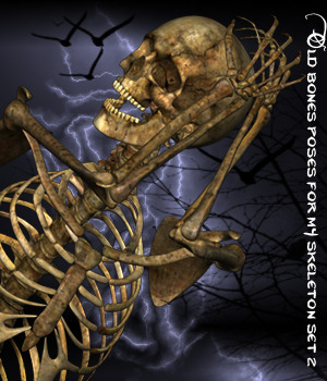M4 Old Bones 2 3D Figure Essentials fictionalbookshelf