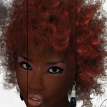 ShoXoloR for Wild Waves Hair image 7