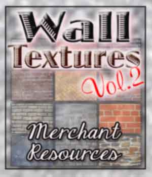 ALXN Wall textures Vol.2 2D Graphics alexaana
