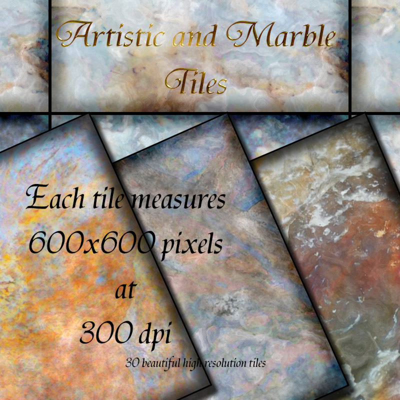 Artistic and Marble Tiles
