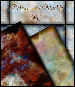 Artistic and Marble Tiles 2D Graphics Merchant Resources antje