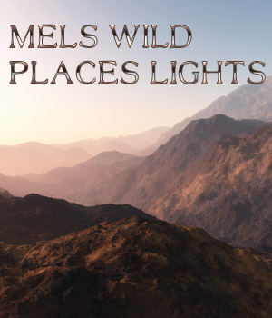 Mels Wild Places Lights Software Justmel