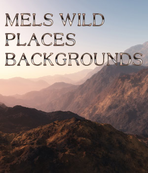 Mels Wild Places Backgrounds 2D Justmel
