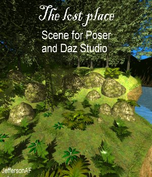The lost place 3D Models JeffersonAF