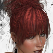ShoXoloR for Gwen Hair image 4
