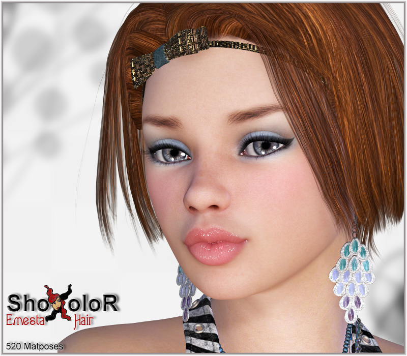 ShoXoloR for Emesta Hair by ShoxDesign