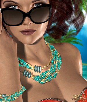 BijouxAnew-TwistedDelight Accessorize! 3D Figure Essentials renapd